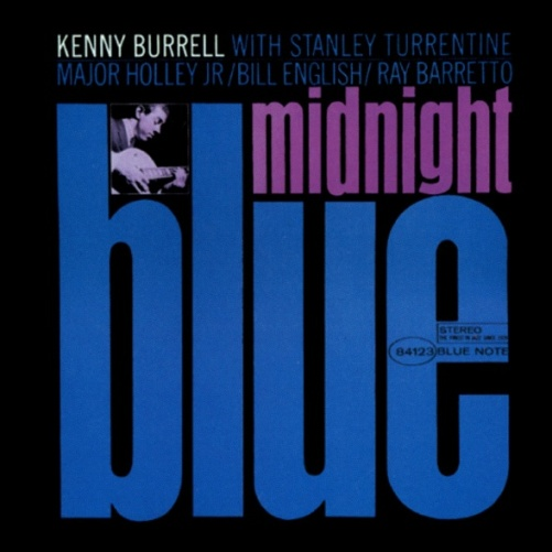 20- Bop-Pills Kenny Burrell Midnght Blue