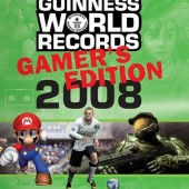 GuiNeSS DeS ReCoRDS 2008, GaMeR éDiTioN