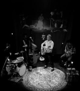 The Big Wireman Rythm'n'Bluegrass Band