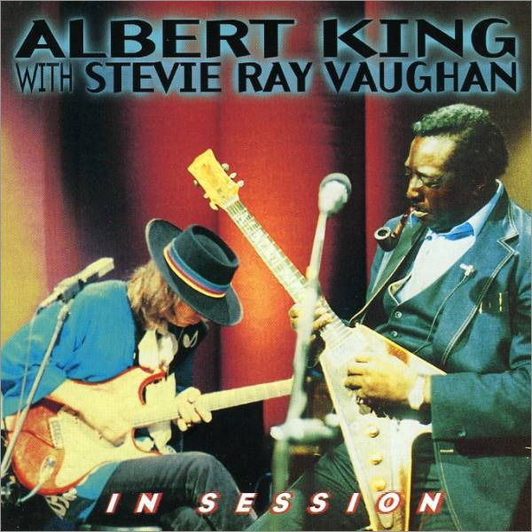 Bop-Pills_Albert_King_With_SRV_In_Session