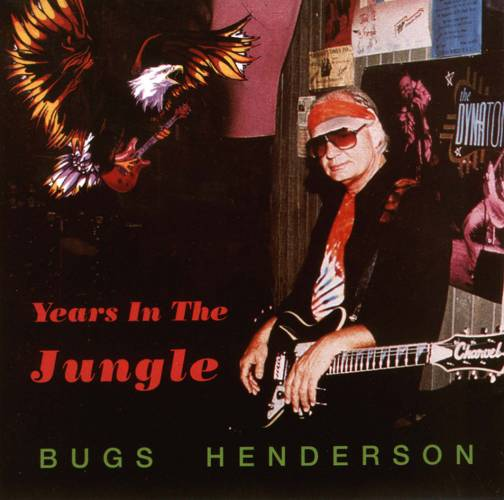 Bop-Pills Bugs Henderson Years In The Jungle