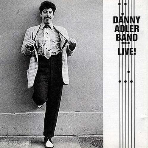 Bop-Pills Danny Adler Band Live