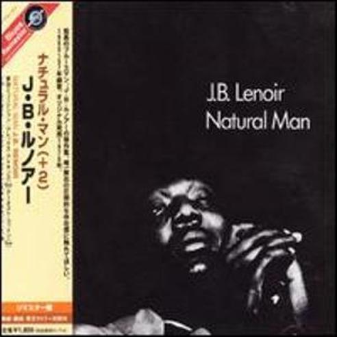 Bop-Pills JB Lenoir Natural Man