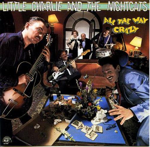 Bop-Pills Little Charlie All The Way Crazy