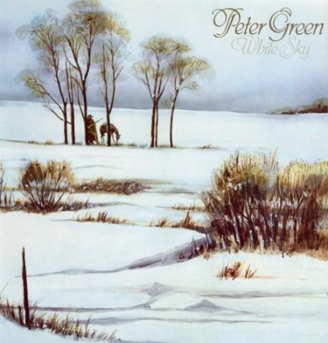 Bop-Pills Peter Green White Sky