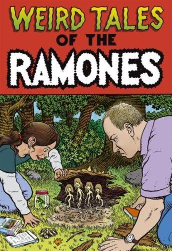 Bop-Pills Ramones Weird Tales