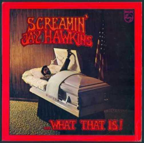 Bop-Pills Screamin Jay Hawkins What That Is