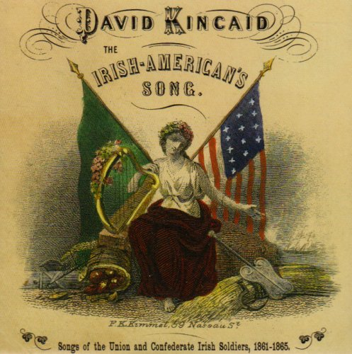Bop-Pills David Kincaïd The Irish-American's Song