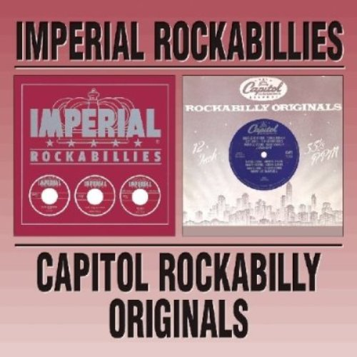 Bop-Pills Imperial Rockabillies Capitol Rockabillies