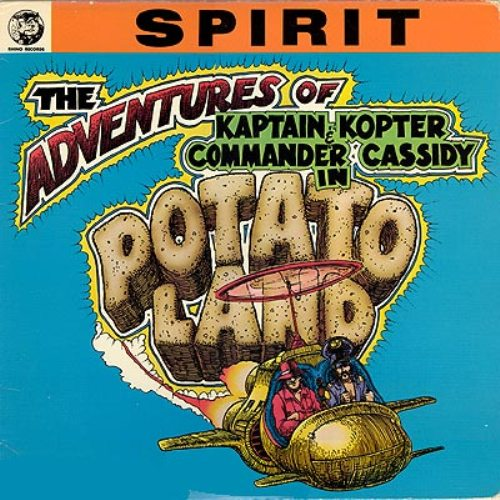 Bop-Pills Spirit Potato Land