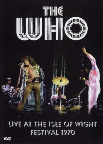 Bop-Pills The Who Isle Of Wight