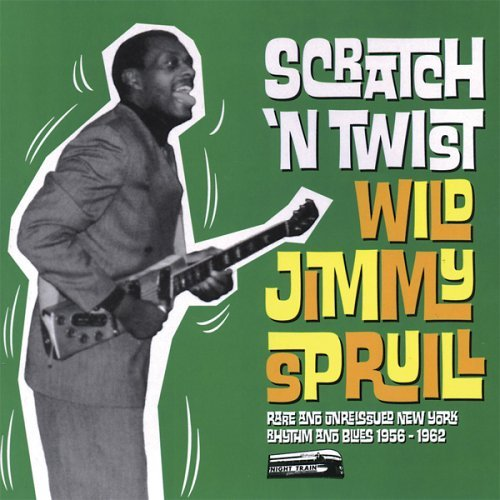 Bop-Pills Wild Jimmy Spruill Scratch'n'Twist