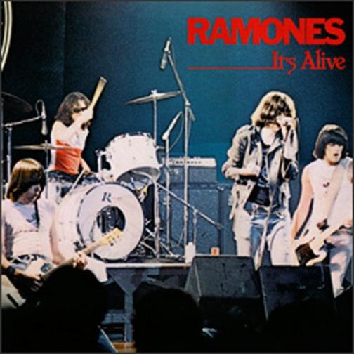 19- Bop-Pills The Ramones It's Alive