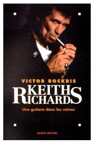 30- Bop Pills Victor Brokris Keith Richards Une guitare dans les veines