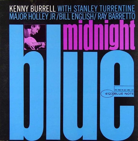 21) Bop-Pills_Kenny Burrell Midnight Blue