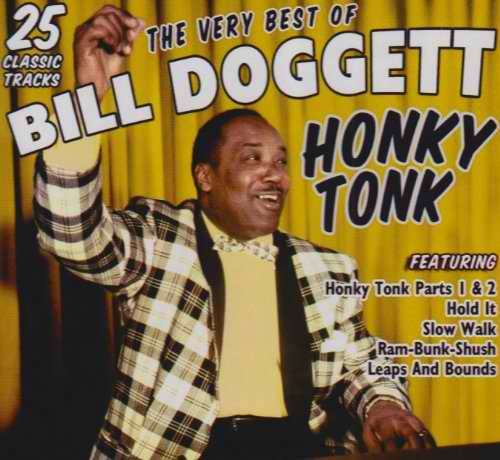 Bop-Pills_Bill Doggett The Very Best Of