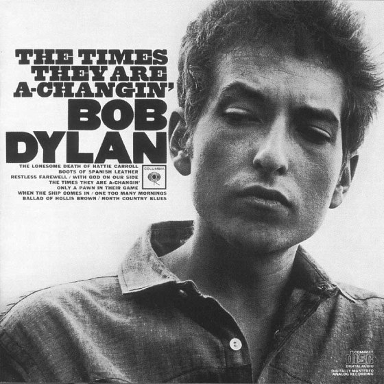 Bop-Pills_Bob Dylan The Time Theyre A changin