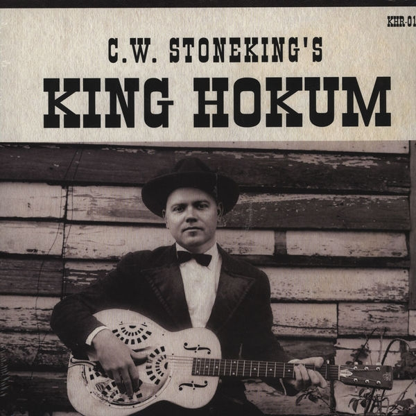 Bop-Pills C.W. Stoneking King Hokum