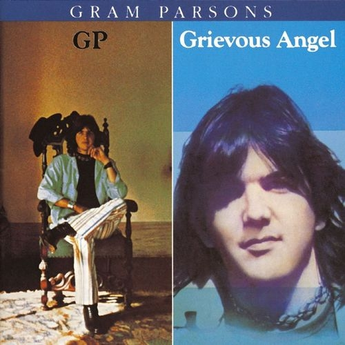 Bop-Pills Graham Parsons GP + Grievous Angel