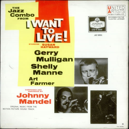 Bop-Pills Jerry Mulligan  I Want To Live