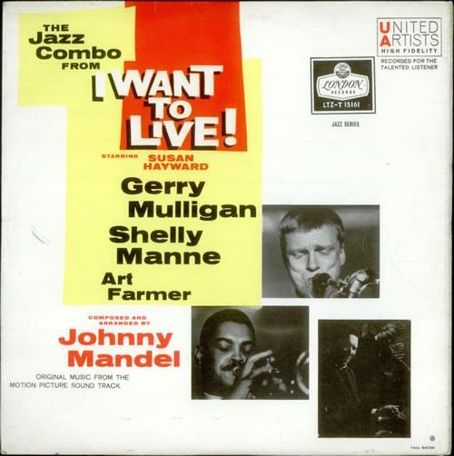 Bop-Pills Jerry Mulligan  I Want To Live