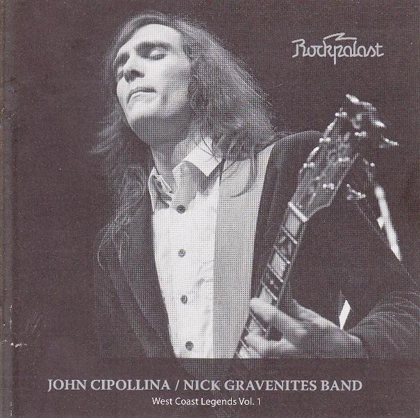 Bop-Pills John Cippolina  Rockpalast