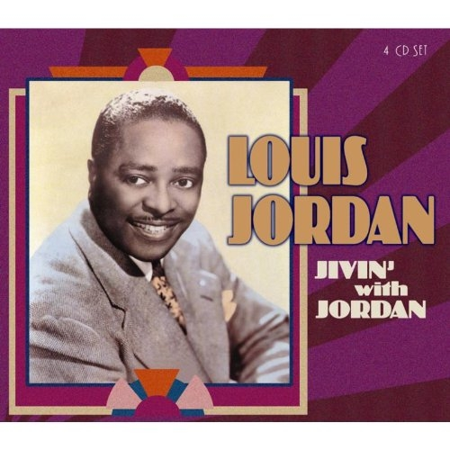 Bop-Pills Louis Jordan  Jivin With Louis