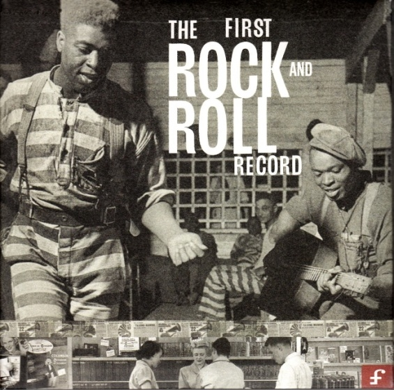 Bop-Pills The First Rock and Roll Record - Copie