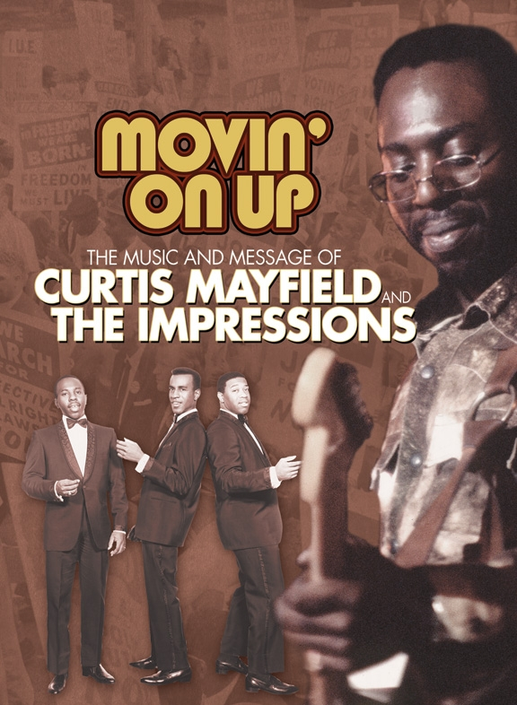 Bop-Pills Curtis Mayfield And The Impressions  Movin On Up