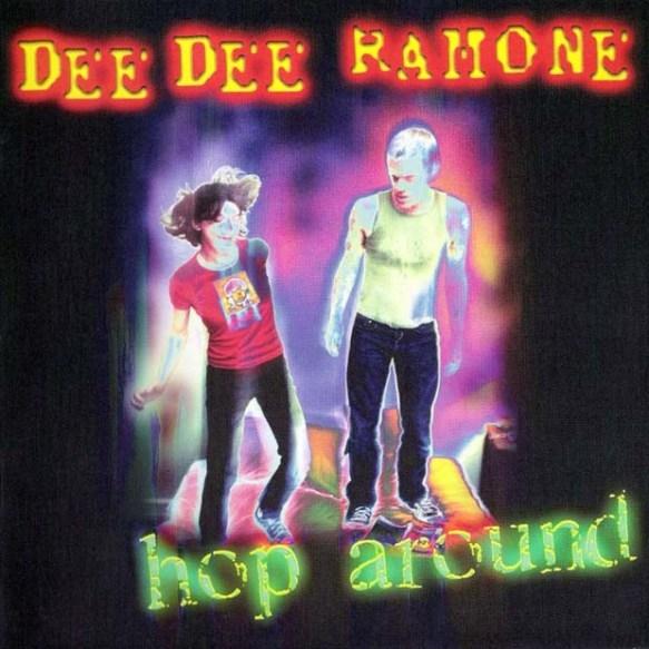 Bop-Pills Dee Dee Ramone Hop Around
