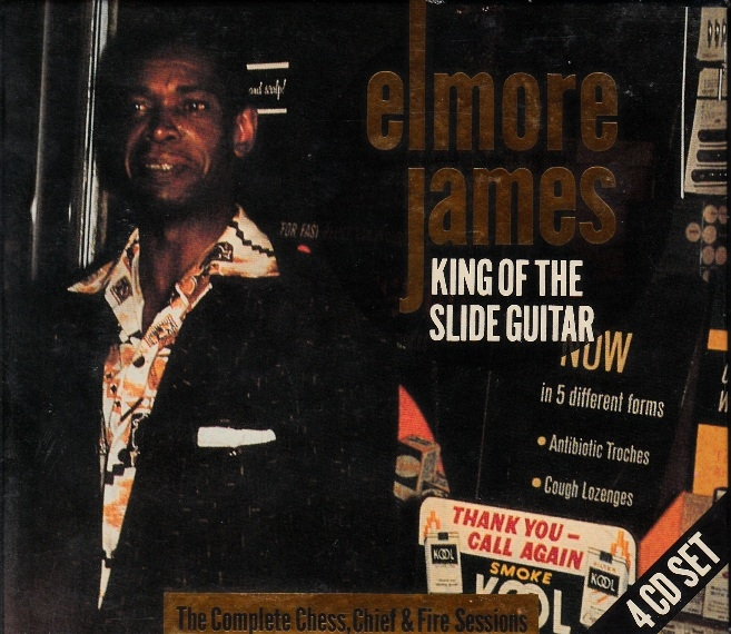 Bop-Pills Elmore James King Of The Slide Guitar