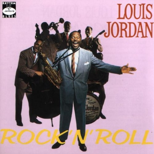 Bop-Pills Louis Jordan Rock'n'Roll