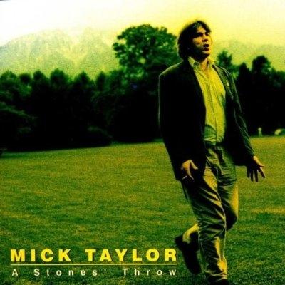 Bop-Pills Mick Taylor A Stones Throw