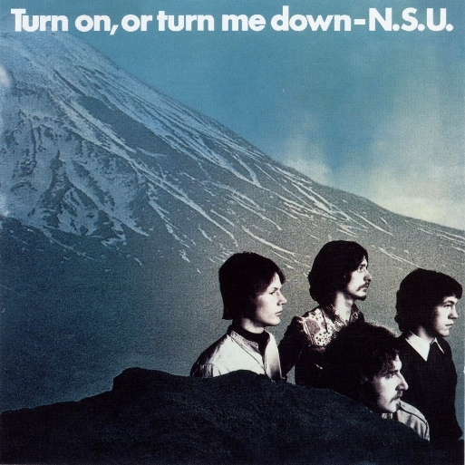 Bop-Pills NSU Turn On Or Turn Me Down