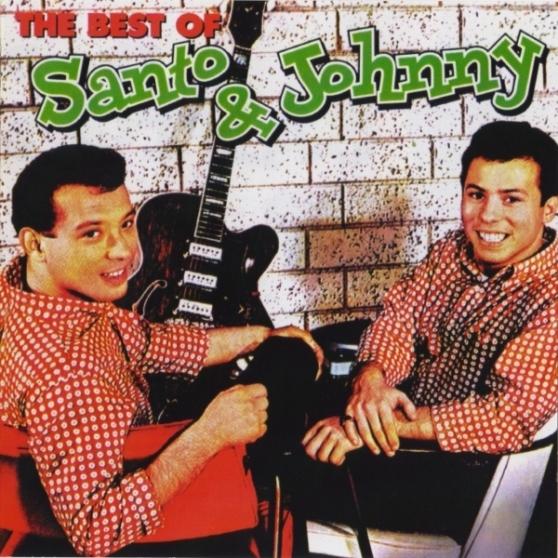 Bop-Pills Santo & Johnny The Best Of