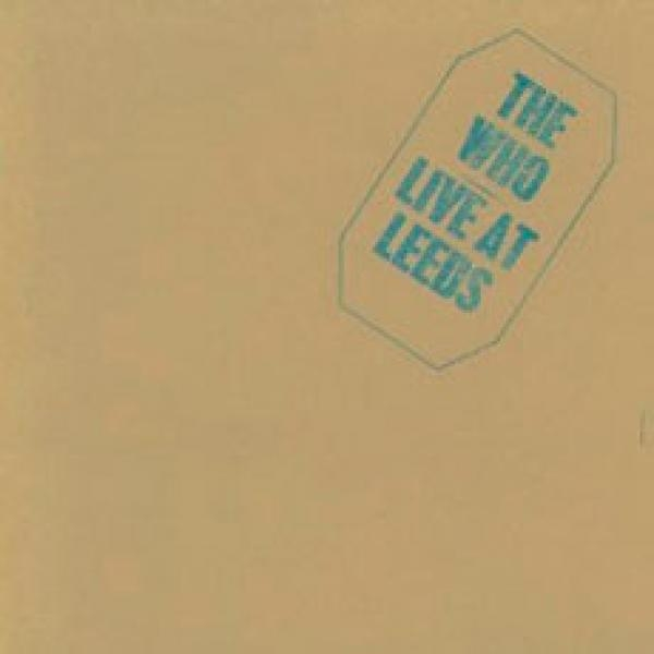 Bop-Pills The Who Live At Leeds