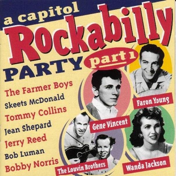 Bop-Pills A Capitol Rockabilly Party - Part 1