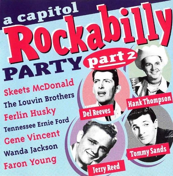 Bop-Pills A Capitol Rockabilly Party - Part 2