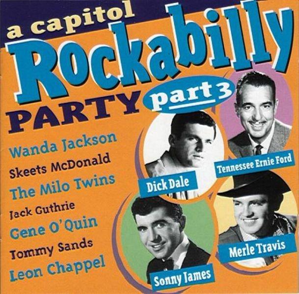 Bop-Pills A Capitol Rockabilly Party - Part 3
