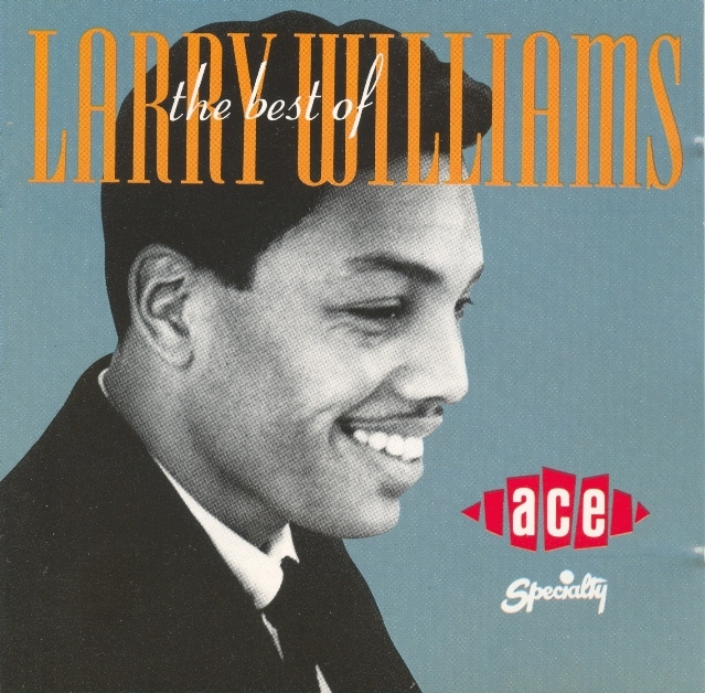 Bop-Pills Larry Williams The Best Of
