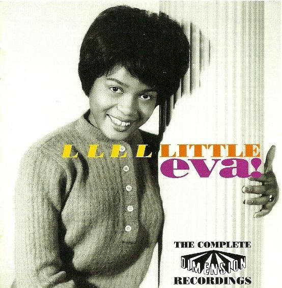 Bop-Pills Little Eva Complete Dimension Recording