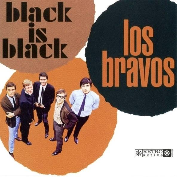 Bop-Pills Los Bravos Black Is Black