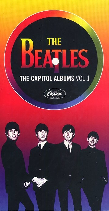 Bop-Pills The Beatles Capitol Albums 1