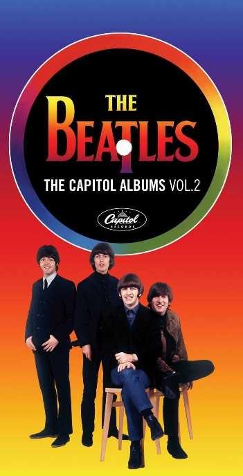 Bop-Pills The Beatles Capitol Albums 2