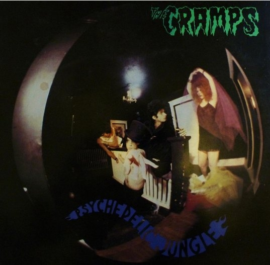 Bop-Pills The Cramps Psychedelic Jungle