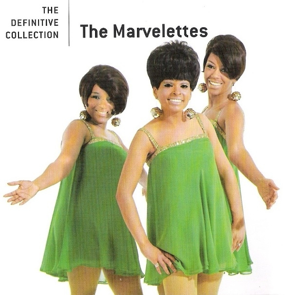 Bop-Pills The Marvelettes The Definitive Collection !!!!
