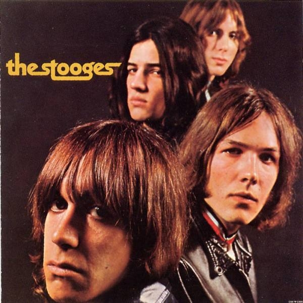Bop-Pills The Stooges First Album