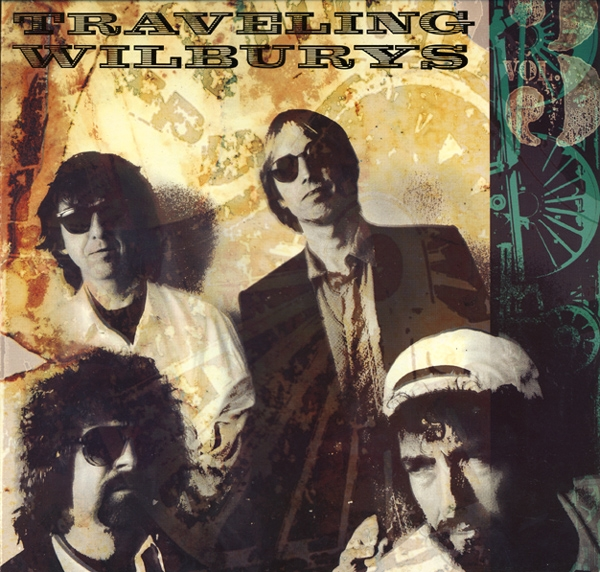 Bop-Pills The Travelling Wilburys Volume 3