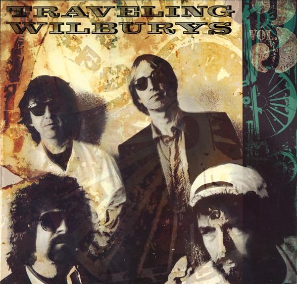Bop-Pills The Travelling Wilburys Volume 3
