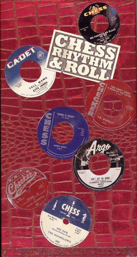 Bop-Pills - Chess Rhythm & Roll
